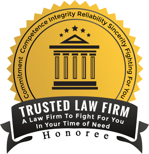 Trusted Law Firms Logo